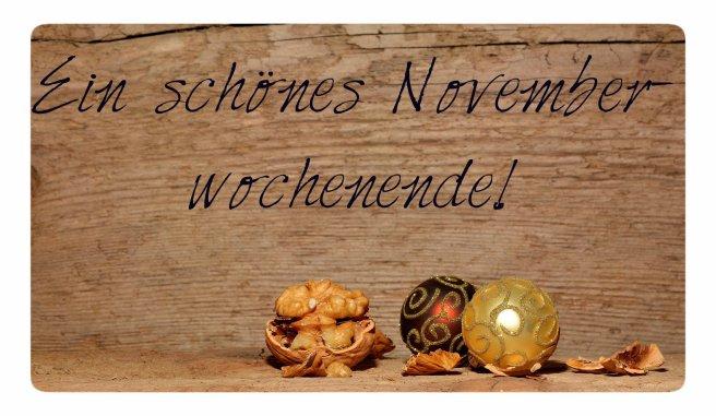 November-WE 28.11.2015