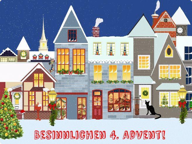 4. Advent rund