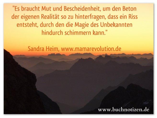 Zitat Sandra Heim 26.07.2016